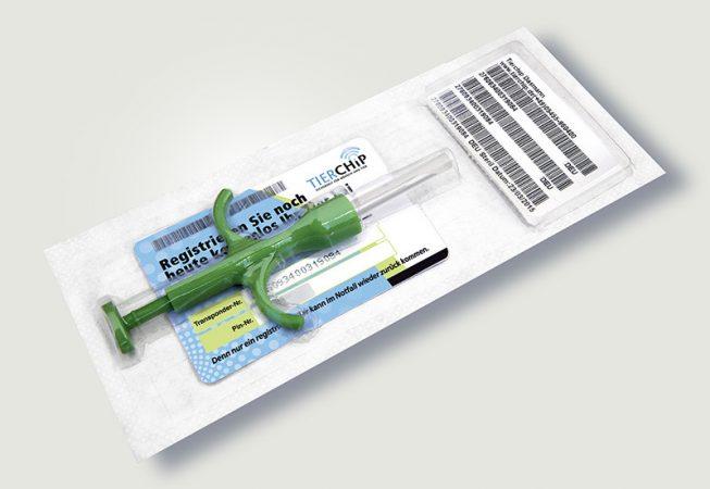 transponder znakowanie zwierząt
