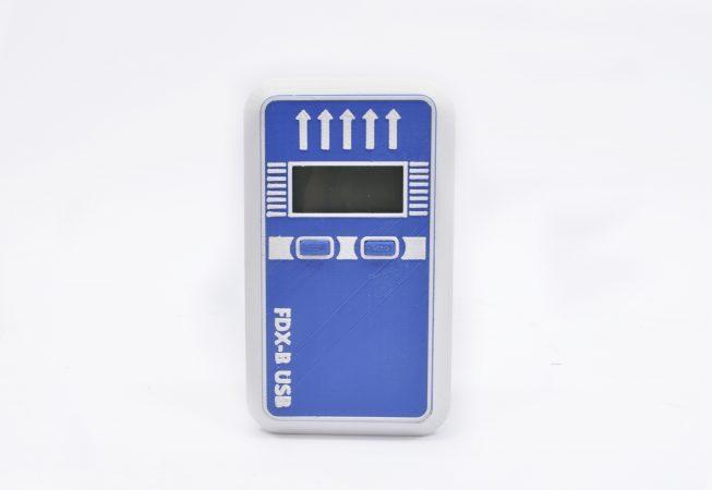czytnik mikroczipów ISO-11784
